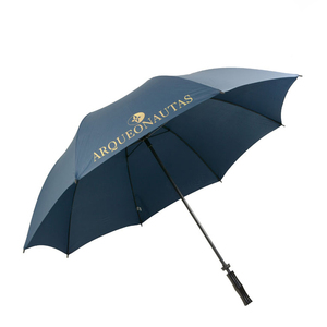 Customised 27Inch Manual Open Fiberglass Golf Umbrella parts