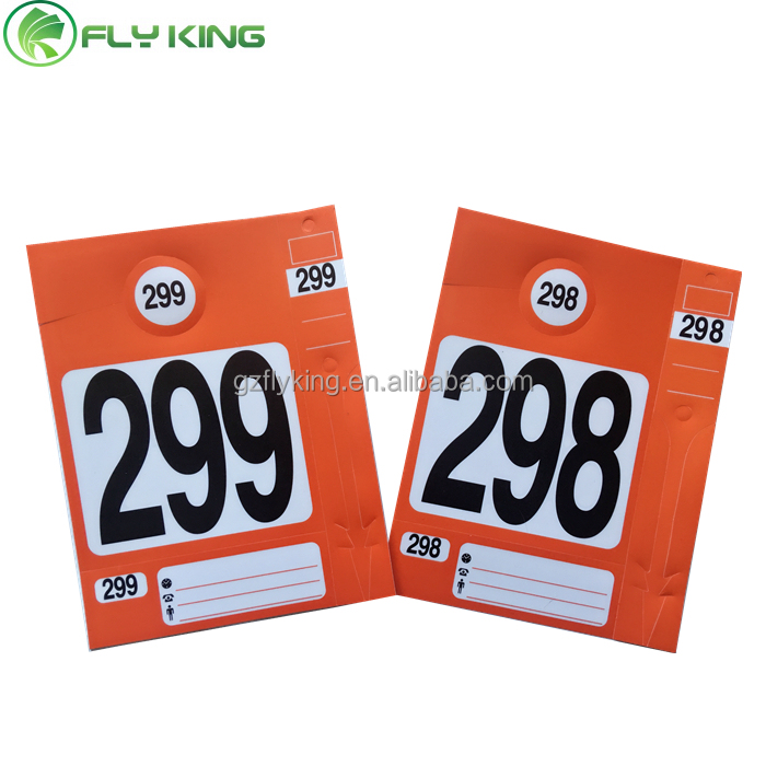 Numbered car Key Tags with 1-300 numbers