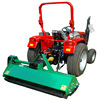 Farmer tractor brush cutter flail mower with CE