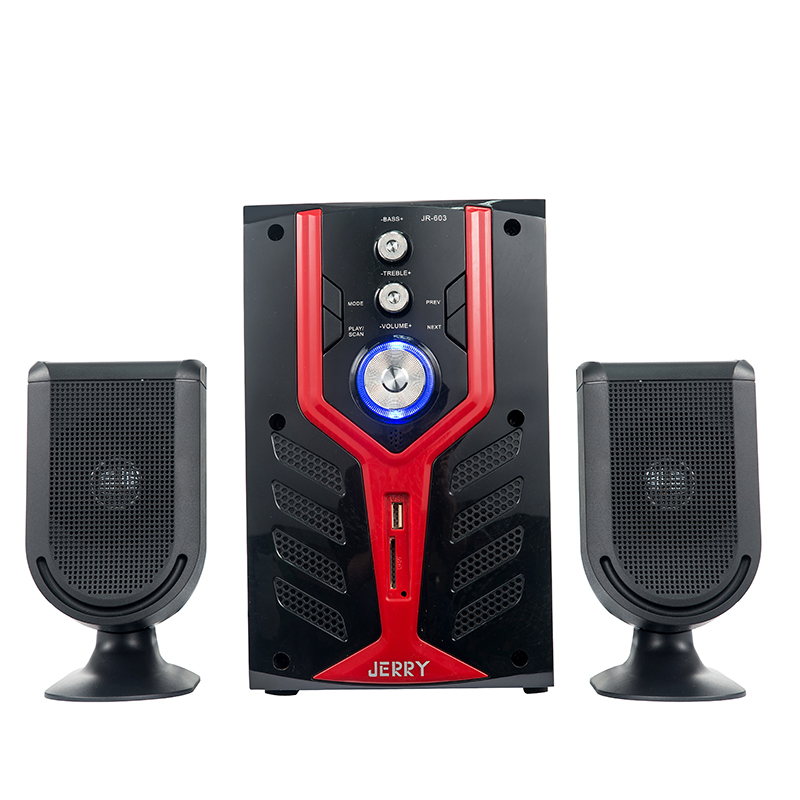 JERRY power amplifier home theater system bluetooth speaker