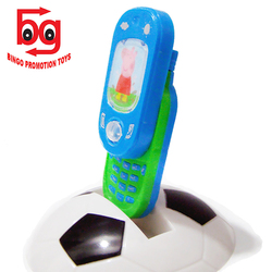 New style educational cartoon plastic mini Mobile Phone baby Toys