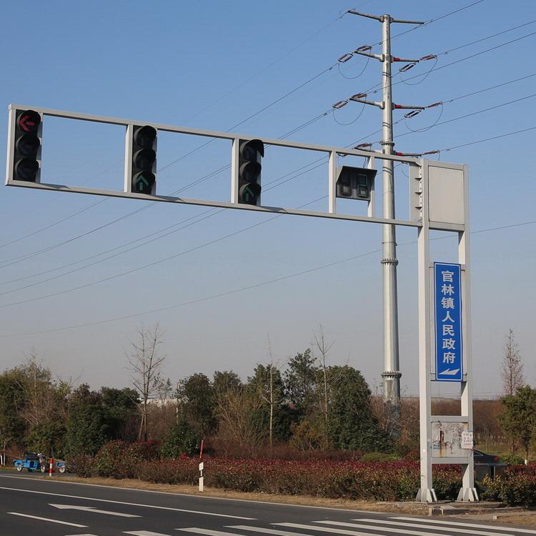 Tiang lalu lintas Tiang isyarat trafik (zt) 05