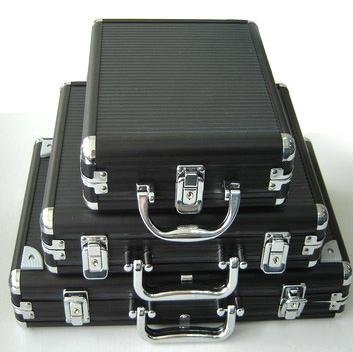 Professionele Casino 100 200 300 stks poker set met aluminium case
