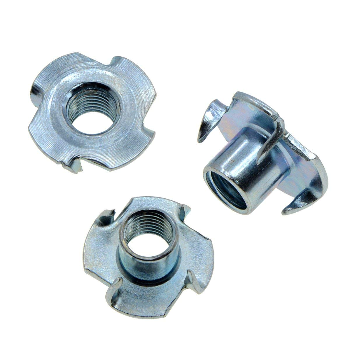 The Hillman Group 6263 Tee Nuts 10-24 X 5//16-Inch