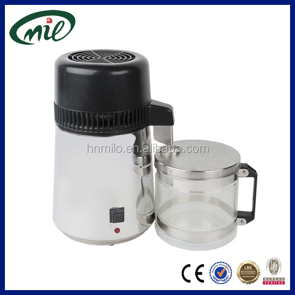 Factory price commercial steeless distiller/electrical water distiller machine