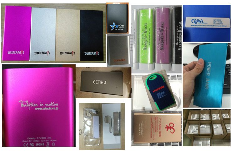 Ultra Thin Powerbank 10000mAh External Battery Power Bank