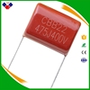 CBB22 Capacitor P25MM 475K 400V Metallized Polypropylene Film Capacitor