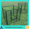 Chain Link pet fence for dogs