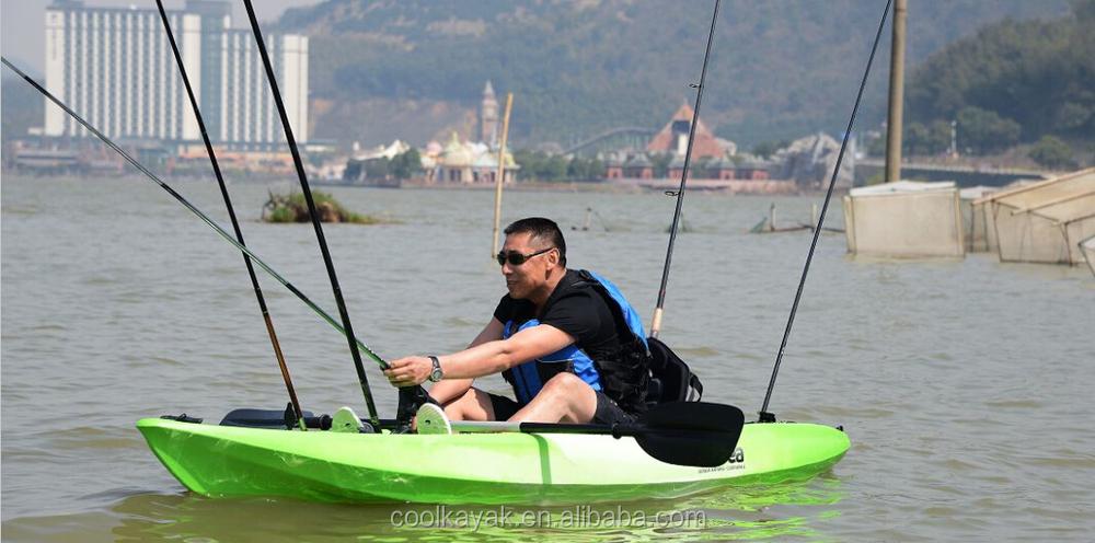 accessori kayak da pesca