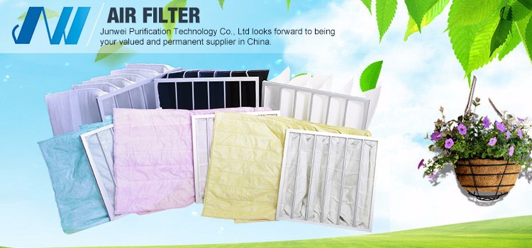 Factory Price Custom Made Cleanroom Air Cleaner Filter Air Filter