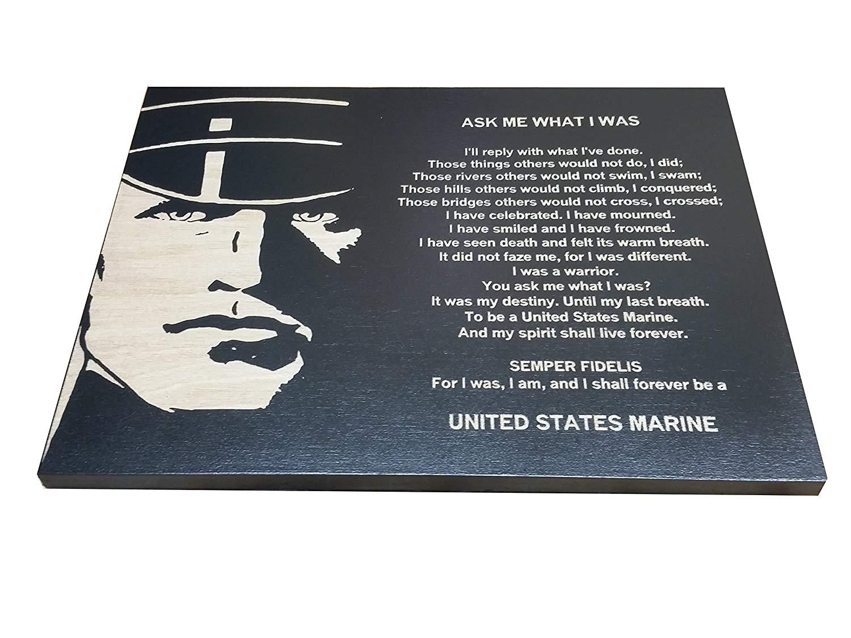Elektroplate United States US Marine Corps USMC Black with Chrome EGA Emblem Metal Trailer Hitch Cover Fits 2 Inch Auto Car Truck Receiver MRN-INS-BLK-HC