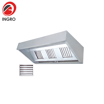 Customized Restaurant Commercial Range Hood,range hood kitchen
