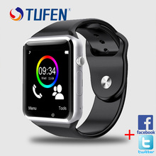 2016 SIM/TF bluetooth smart watch man watch A20S for apple/Android smartwatch iphone PK M26 GT08 A1 GV08S smartwatch
