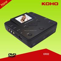 inbuilt Panasonic DVD combo VCR tape to DVD mini recorder