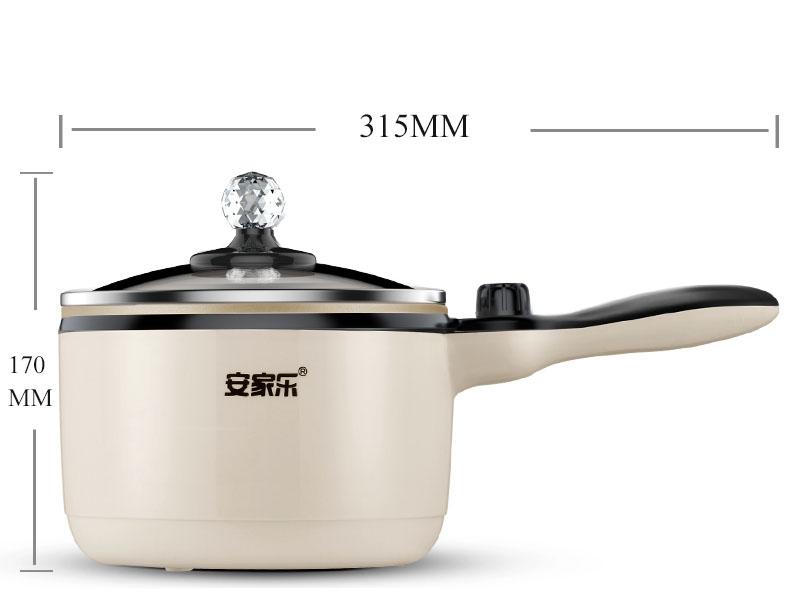 Electric multi cooking pot mini electric cooking pot electric mini hot pot