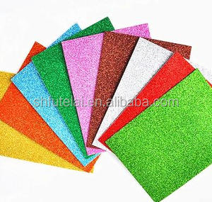 Low Price Low MOQ High Quality Glitter Paper