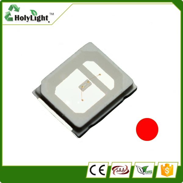 Yüksek verimli smd 2835 led 3v 0.2w 34-36lm led şerit ışık doğrudan fabrikadan