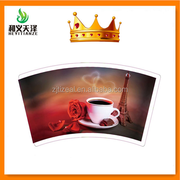 High Quality Blank Paperboard/ Blank Board Paper Sheet