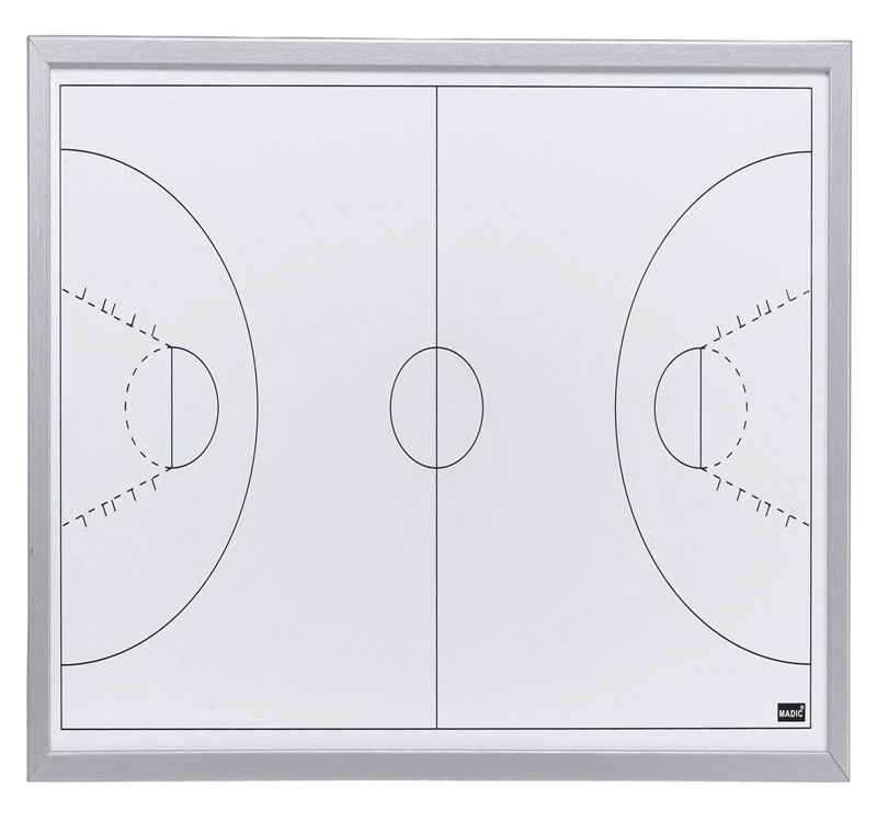 2016 New durable basketball coaches Tactics board Magnetic board