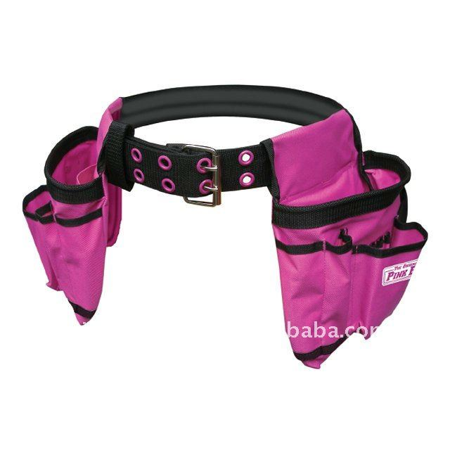 Pink Belt Tool Bag Hair Leather Bags Product On Alibaba