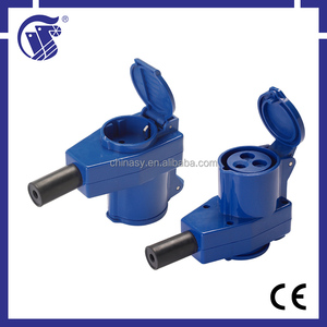 Unique New Arrival waterproof IP44 IEC CEE good cheap best industrial plug