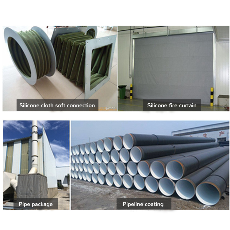 Attractive designs fine workmanship types of fireproof fiberglass cloth