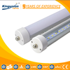 Kingunion high quality inmetro 40w 8ft led tube light fluorescent to led