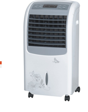 Hot Sell 12 V DC portable evaporative air cooler/mini solar power dc air cooler
