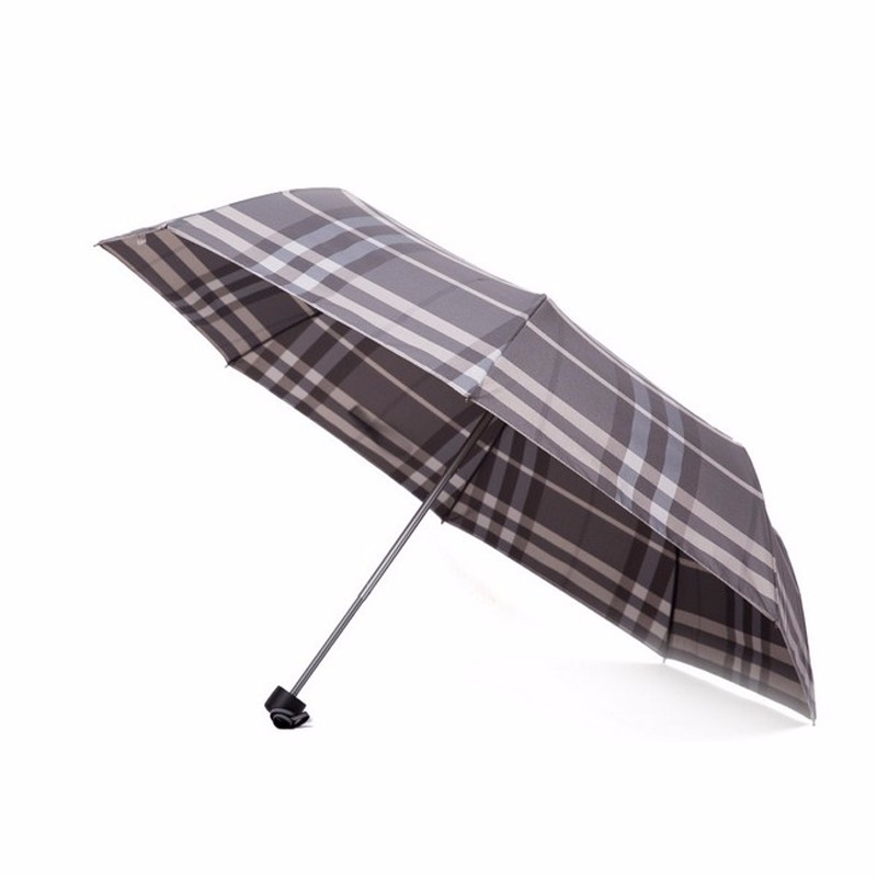 Logo Printed Windproof Square Rain Umbrella