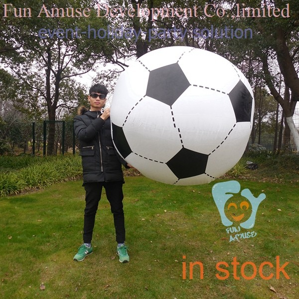 IN STOCK giant inflatable football soccer <strong>ball</strong>
