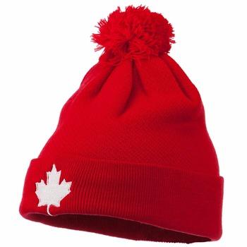 0691e4da642 Men s Winter Wool Visor Brim Crochet Beanie Hat Knitted Beret Skull Ski  Winter Cap