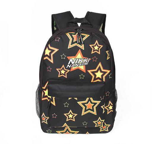 China Factory Leisure Nylon One Side School Bag