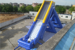 Giant Inflatable water slide, Good Quality Giant Inflatable Water Slide