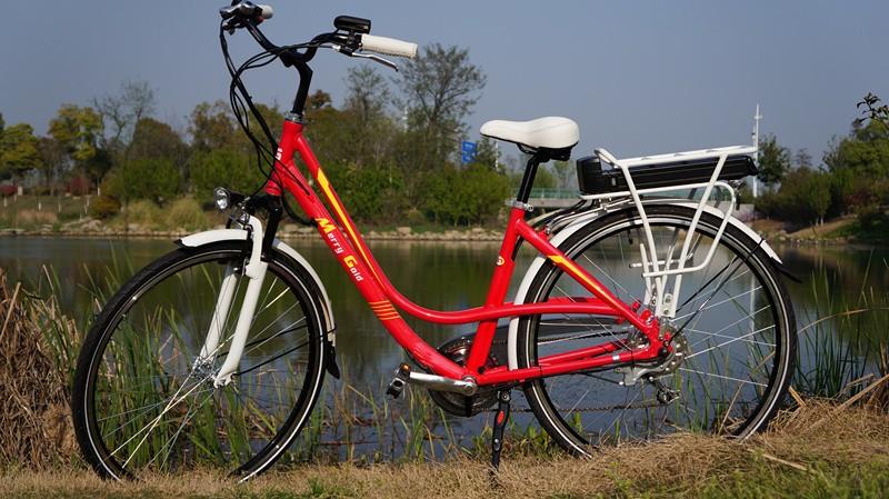 Kota Motolife 1000 W Murah Wanita Sepeda Listrik Untuk