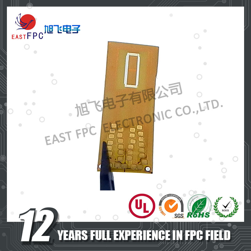 Flex PCB Board With Less Price and Less Thickness