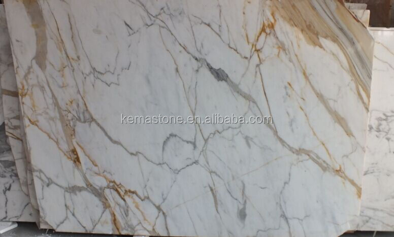 Calcutta Marble Slab Italian Calacatta Gold Polished Product On Alibaba