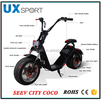 1000W electric motorcycle conversion kit 60v Electric motorcycle motor