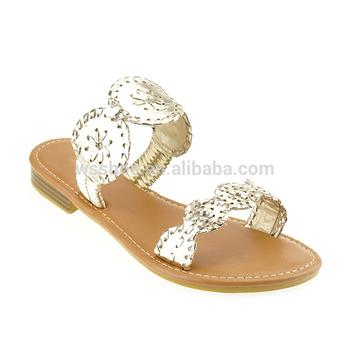 New Design China 2018 Ladies Fancy Transparent Weave Lace Slipper Woman  Sandals Shoes cd04cceffa66