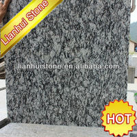 high quality Chinese grey white granit stone