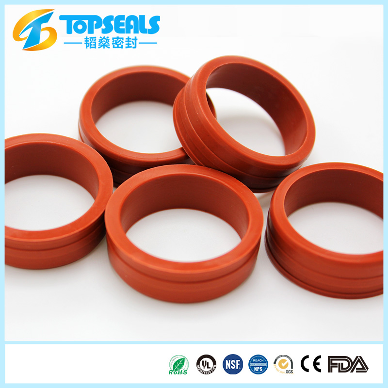 High quality Custom Made auto rubber parts for making machine