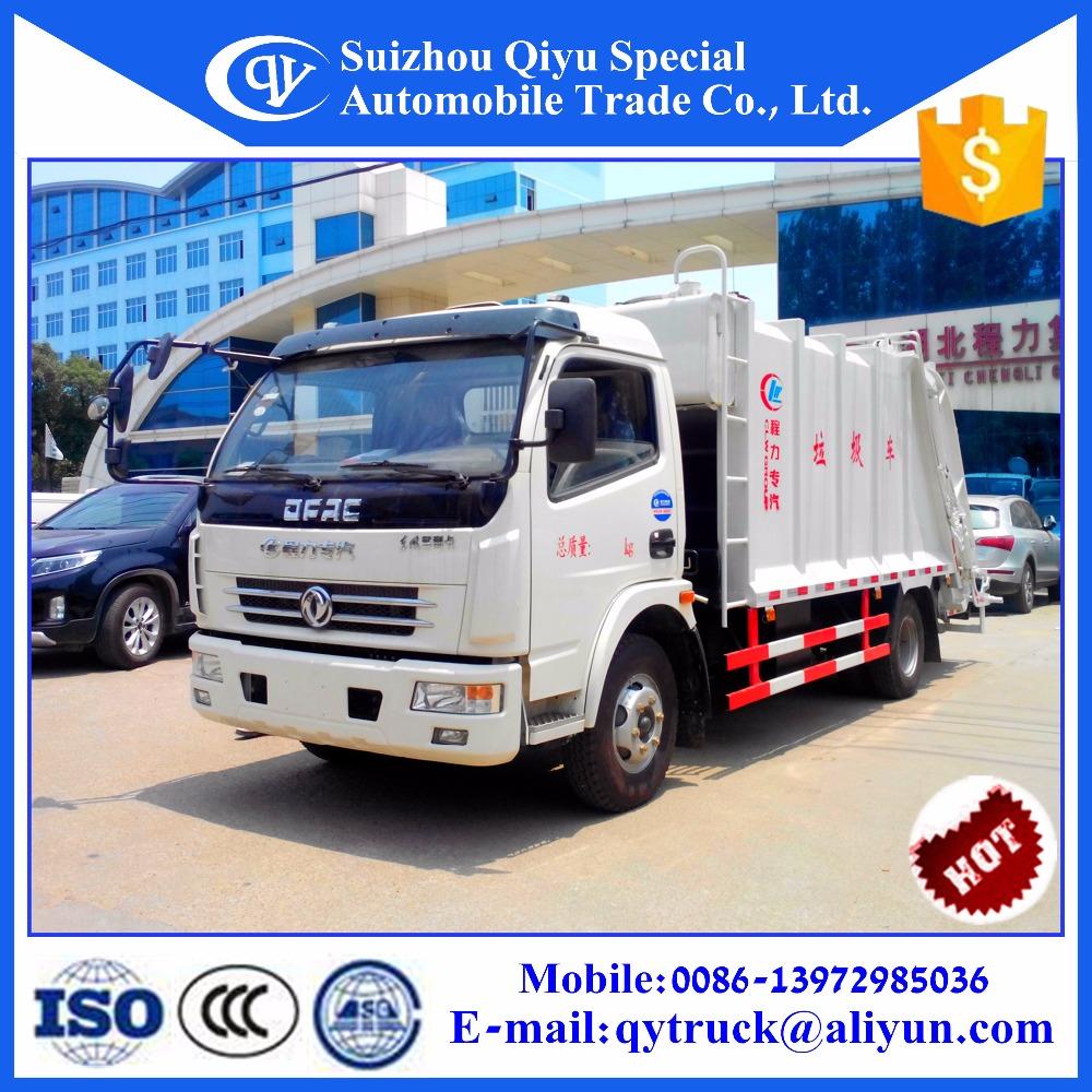 Finden Sie Hohe Qualität Dongfeng Müllwagen Hersteller und Dongfeng ...