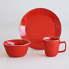 cheap stock new design ceramic dinner set