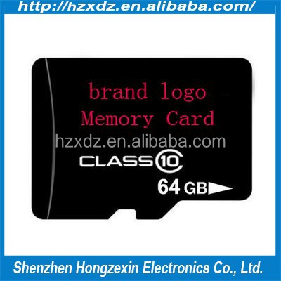 Factory Price!!! High Speed 64GB TF card, memory sd TF micro Card, memory card from 64gb with free sd Adapter