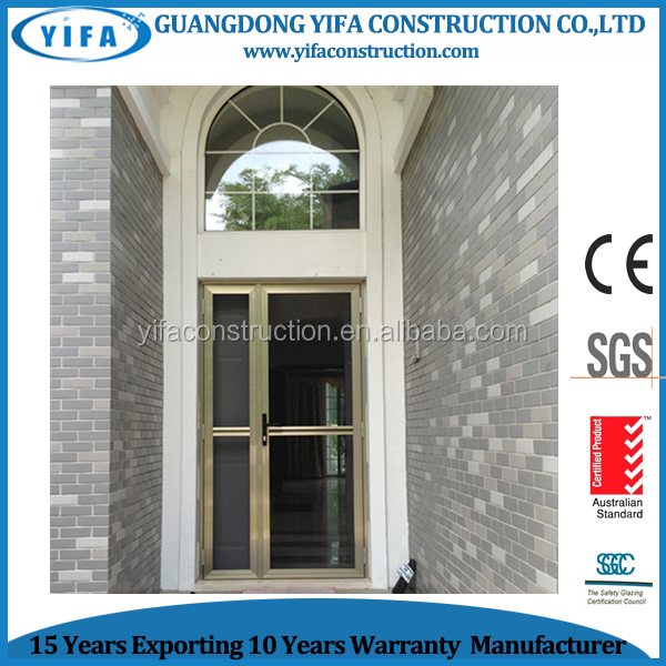 Arch Top Aluminum Door Arch Top Aluminum Door Suppliers And