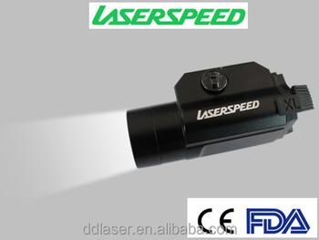 Laserspeed Ls-f1 Tactical Police Pistol Strobe Flashlights - Buy ...