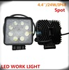 Land Cruiser/ jeep wrangler JK led work light/lamp for 824W high brightness