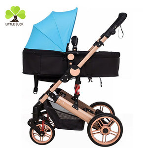 OEM ODM factory supply baby carriage 3 in 1 new type baby twin pram cheap baby stroller 3 in 1