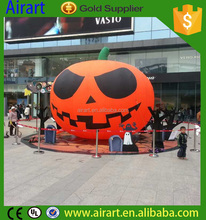 big size colorful inflatable pumpkin for party show decoration