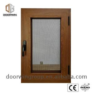 Price for nepal market aluminum window with frame parts profile