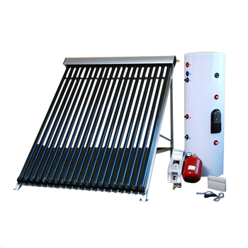 Separated Pressure Bearing Type Standard Tank System Indirect Solar Water Heater